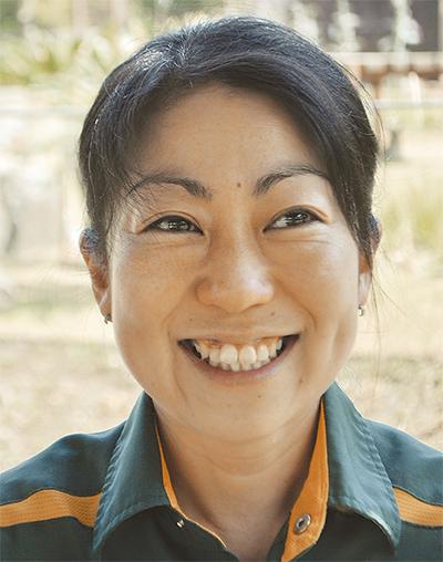 和田 優子さん