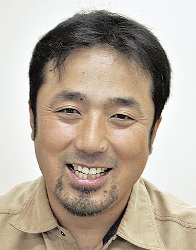 浜崎 貴さん