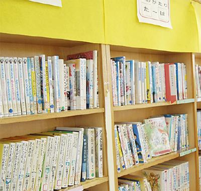 「図書館好き」3年連続増