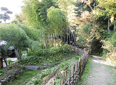 庭園が市指定文化財に