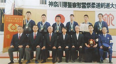 剣道で39年ぶり頂点
