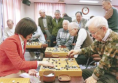 棋聖戦を大盤解説