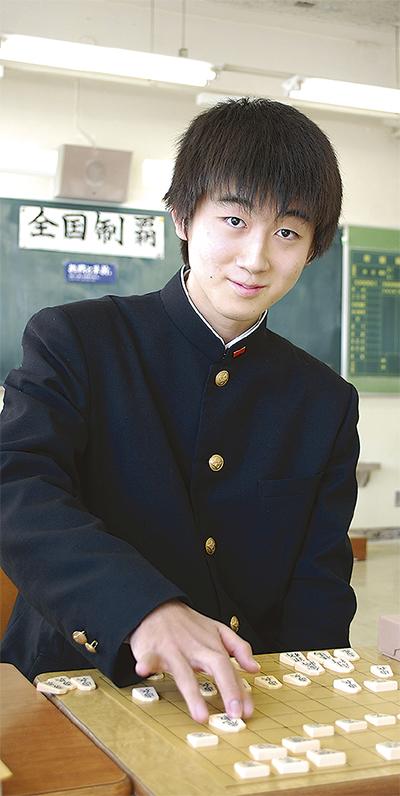 将棋で初の全国制覇