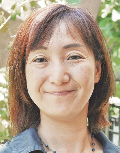 鈴木 知子さん