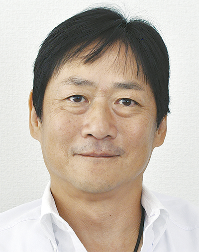 池田 利志典さん