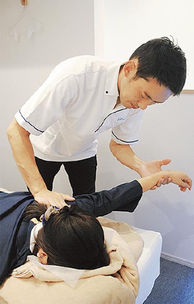 指圧や鍼で痛みにサヨナラ