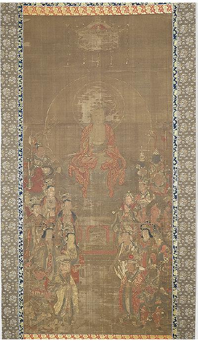 金沢の仏画・史跡、市文化財に