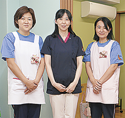 ニーズ高まる病児保育室