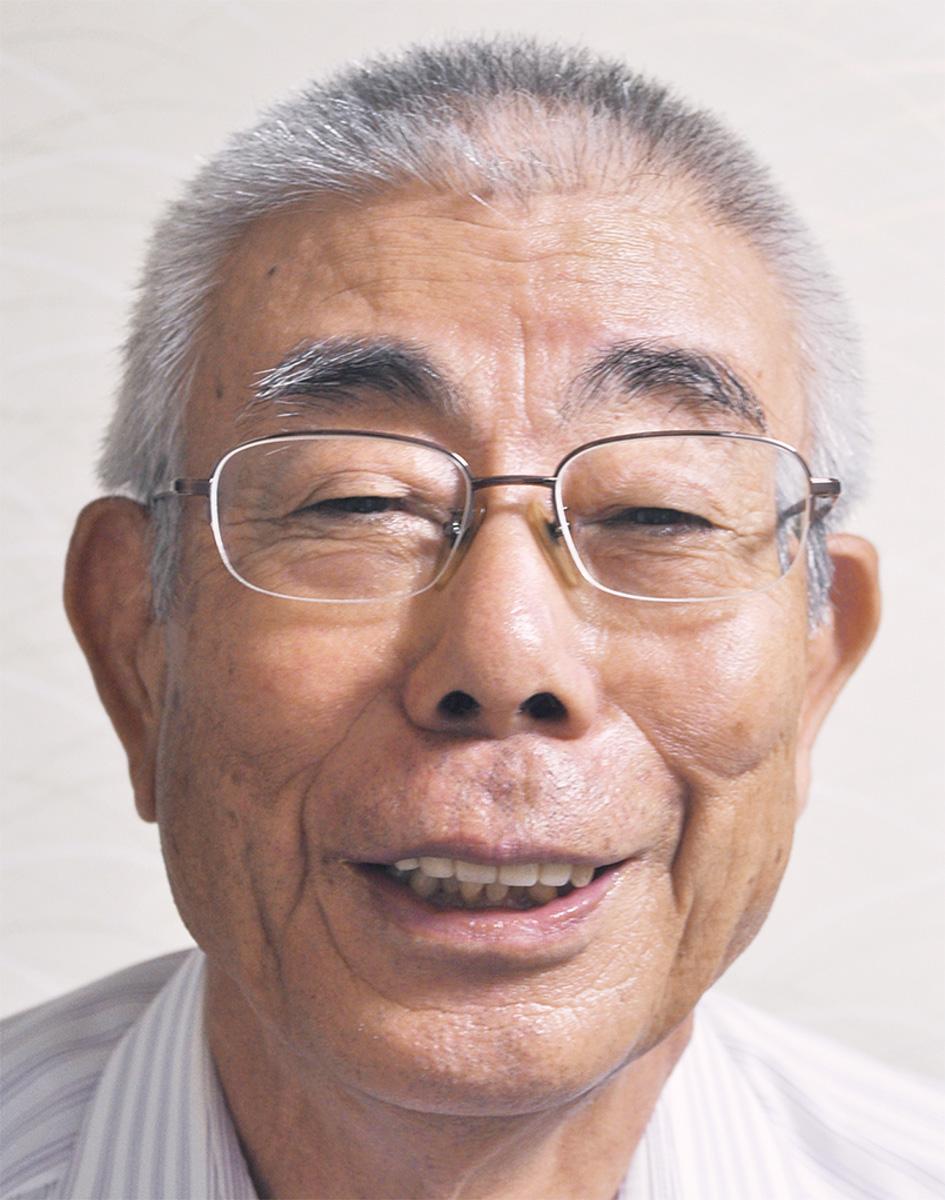 浦崎 虎男さん