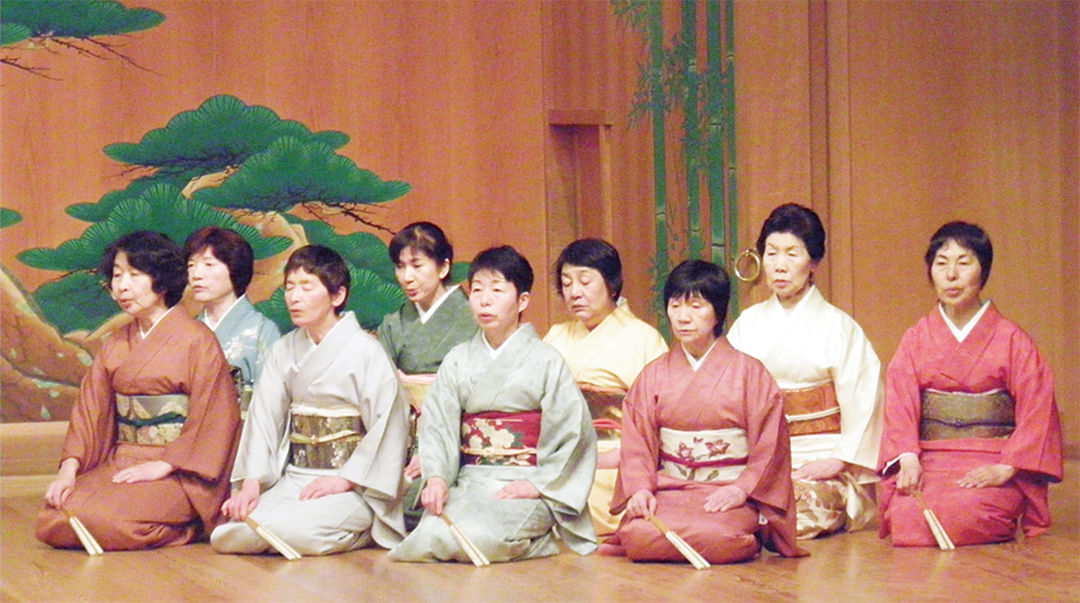 20周年を久良岐能舞台で