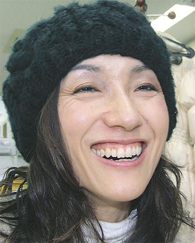 菱倉 あゆみさん
