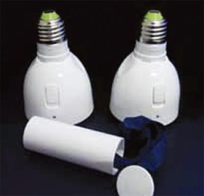 災害用LEDを先行発売