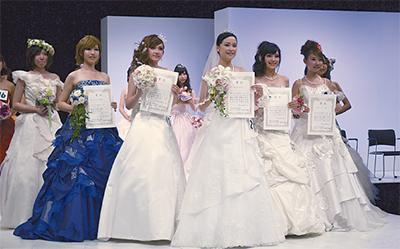学生が花嫁プロデュース