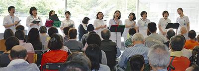 看護の日記念し音楽祭