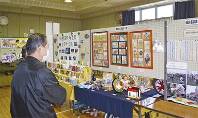 岡村文化祭に450作品