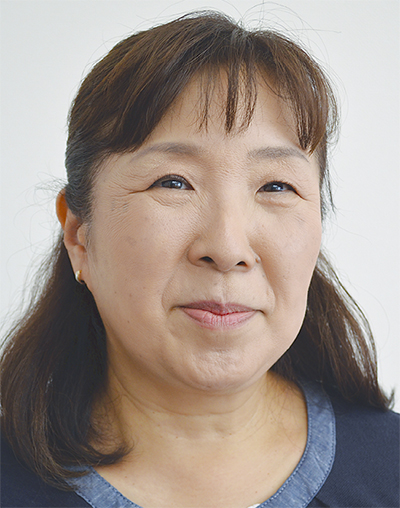 岩崎 千代子さん