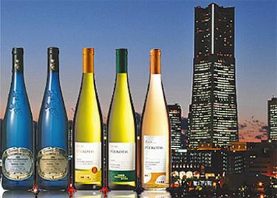 ワイン60種類を試飲
