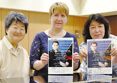 熊本支援でコンサート