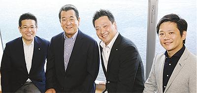 横浜港の誕生祝う