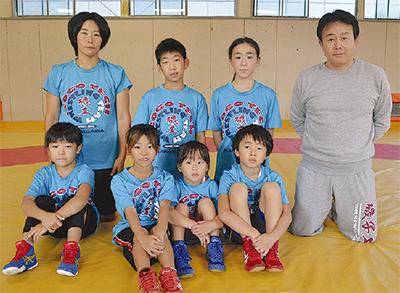 県大会で7選手が優勝