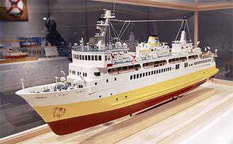 完成度の高い青函連絡船