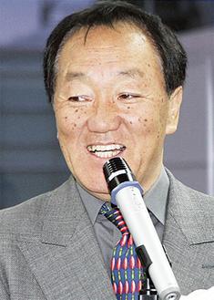 協会設立当初から会長を務める伊藤氏