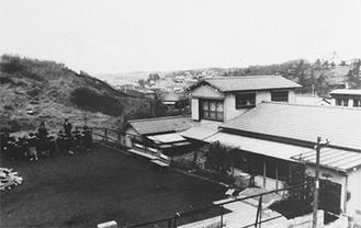 1960年代には、現在の東戸塚駅辺りまで見渡せたという