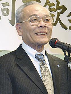 小島章弘会長