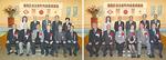 公会堂では在職5年の自治会町内会長を表彰
