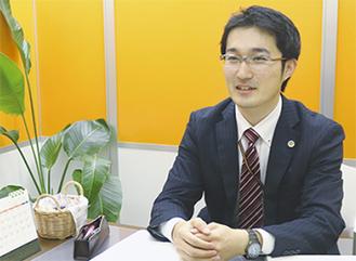 横浜弁護士会所属の高栁弁護士