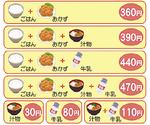 ハマ弁の種類と価格