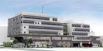 今春に完成する新庁舎の外観イメージ