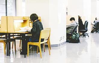 大学の雰囲気も体験できる