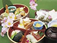 春だけのお楽しみ「花見弁当」