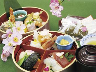 加賀麩司「宮田」の桜麩まんじゅうも春の味覚に楽しい逸品