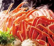 北海道の恵みをディナーブッフェで堪能