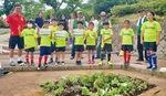 公田サッカークラブのメンバー