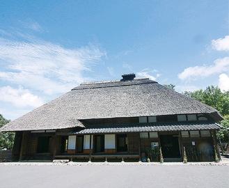 本郷ふじやま公園の古民家