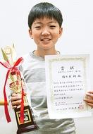 小中学生将棋で全国へ