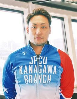GPに臨む栄区出身の郡司浩平選手