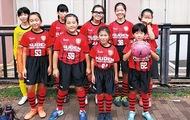 中学女子チームを創設