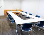 会議室(2室をつなげた状態)