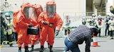 警察・消防が合同訓練