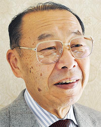 石渡清元(きよはる)さん