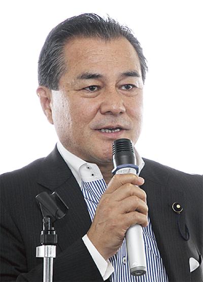 桐生議員が県政報告会