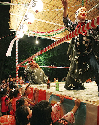 永野連合夏祭り