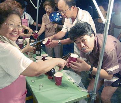 浩南台夏祭り納涼大会
