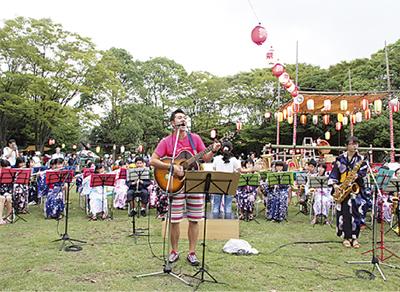 港南台連合夏祭