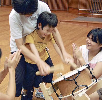 障害児と楽しい夏休み