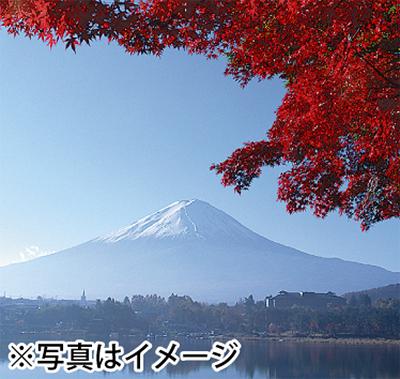 恵林寺と河口湖で紅葉と食を満喫
